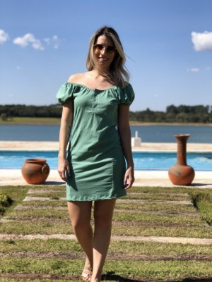 Ciganinha Dress