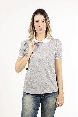 Outer Collar T-shirt