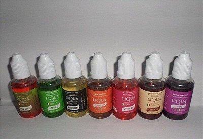 E-liquid Liqua™ (Italiana) 30 ML com 6 mg/ml de Nicotina Essência Para Narguilé Eletrônico Cigarro Eletrônico