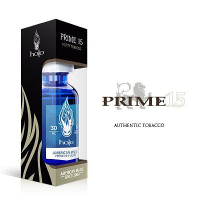Prime15 E-líquid - Halo 30 ml