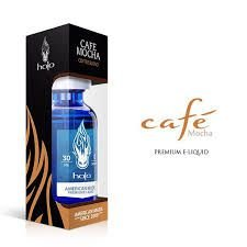 Cafe Mocha E-liquid - Halo 30 Ml