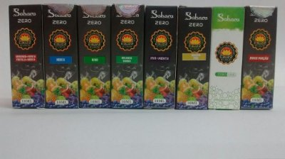 E-Liquid Sahara Tutti Frutti Zero Nicotina - Ebuzz