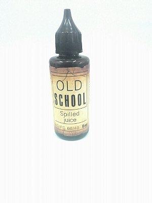 E-Liquid Old School Spilled Juice 50ML - 60 VG/40 PG