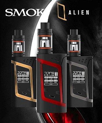 Kit Alien 220W TC c/ Atomizador TFV8 Baby - Smok™