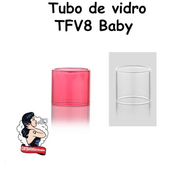 Tubo de Vidro TFV8 Baby / Vape Pen 22 - Smok™