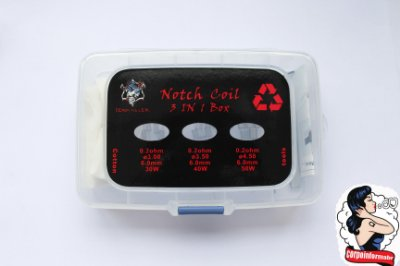Demon Killer Notch Coil 3 IN 1 Box