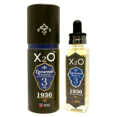 E-liquid X2O epicurean reserve 1930