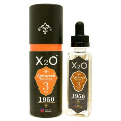 E-liquid X2O epicurean reserve 1950