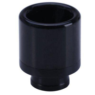 Drip tip de alumínio 510 - Preta 13mm