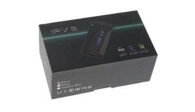 Pioneer4You - iPV 8 230W TC VW APV Caixa Mod - Black