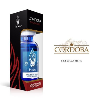 Cordoba E-liquid - Halo 30 Ml