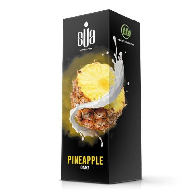 E-Juice Pineapple by SUA Vapors 30Ml