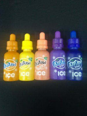 E-liquid Fantasi Ice 30ml 3mg nicotina
