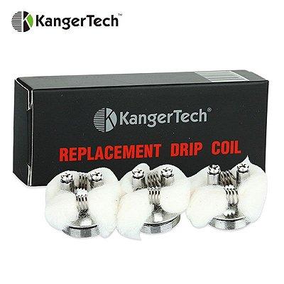 Resistência DripCoil Kangertech p/ Dripbox