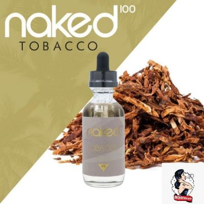 E-liquid Tobacco Euro Gold 65VG/35PG 60ML - NaKed100 E-liquid
