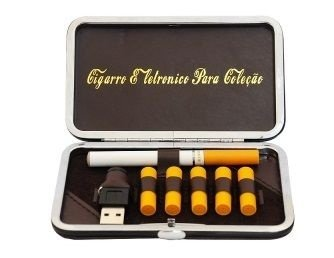 Kit Luxo c/ 1 Cigarro e-health
