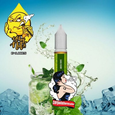 E-Liquid Why Not - Menta Forte 30 ML