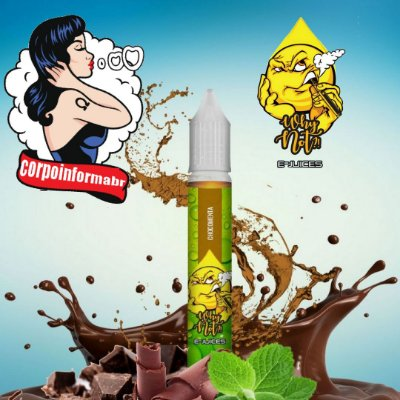 E-Liquid Why Not - Chocomenta 30 ML