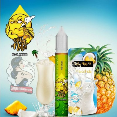 E-Liquid Why Not - Piña Colada 30 ML