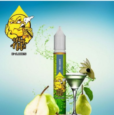 E-Liquid Why Not - Pera & Absinto 30 ML