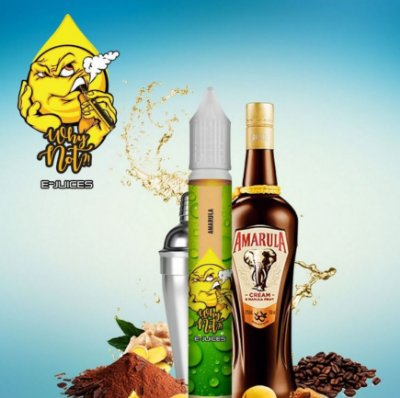 E-Liquid Why Not - Amarula 30 ML