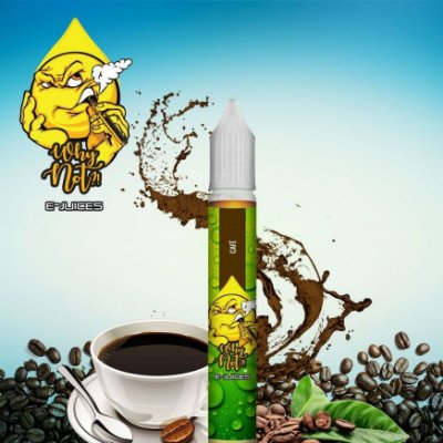 E-Liquid Why Not - Café 30 ML