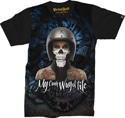 Camiseta Printfull Lifestyle