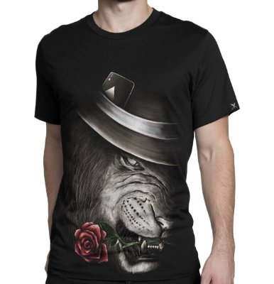 Camiseta Printfull The Conjurer