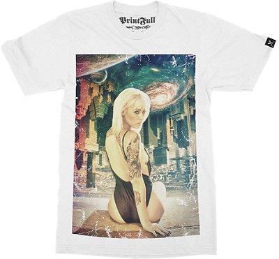 Camiseta Printfull Flip Side