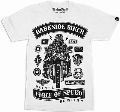 Camiseta Printfull Darkside Biker