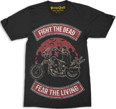 Camiseta Printfull Fight The Dead