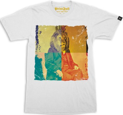 Camiseta Printfull The king