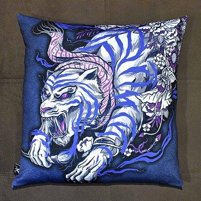 Almofadas Printfull O Tigre Branco
