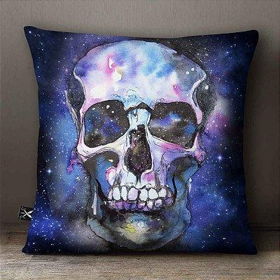 Almofadas Printfull Space Skull