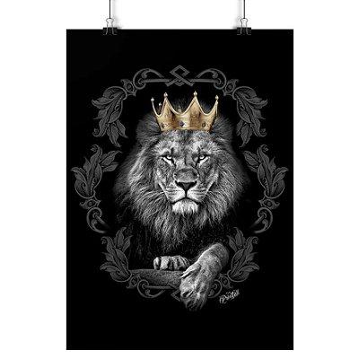 Poster Printfull Lion King