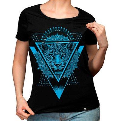 Camiseta Printfull African Wild Cat
