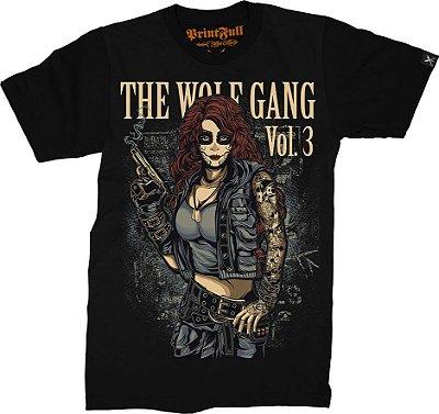 Camiseta Printfull The Wolf Gang Vol. 3