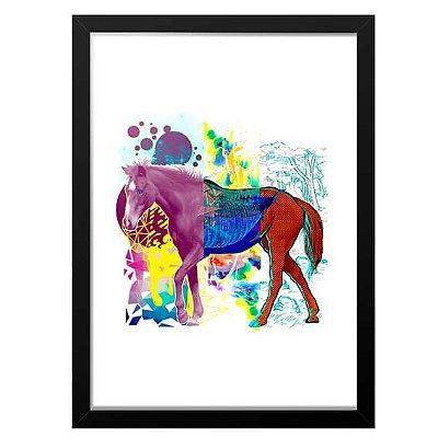 Quadro Printfull Crazy Horse