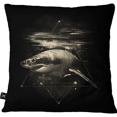 Almofadas Printfull Shark in Space