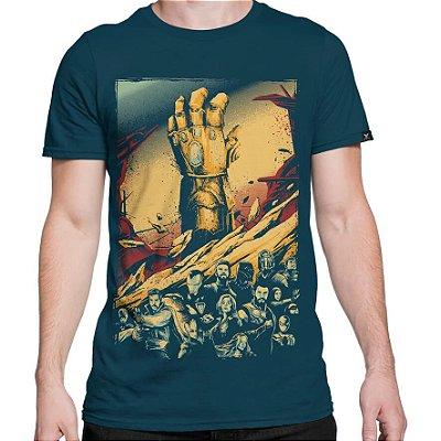 Camiseta Printfull Infinity War