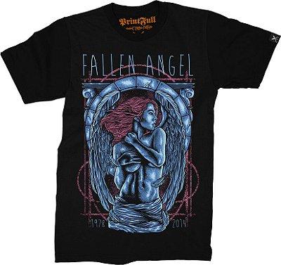 Camiseta Printfull Fallen Angel