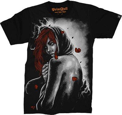 Camiseta Printfull Solitude