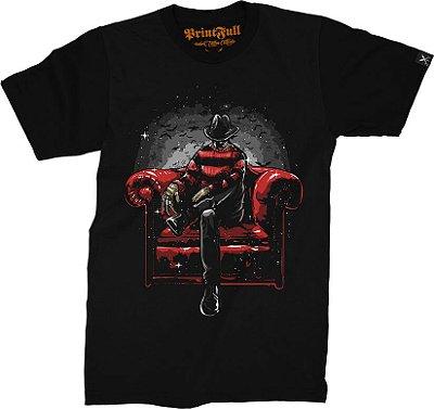 Camiseta Printfull Nightmare Side