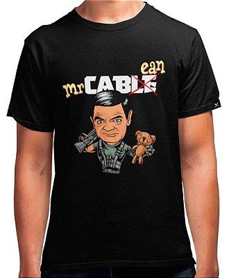 Camiseta Printfull Mr Cabean