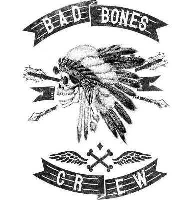 Indian Bad Bones