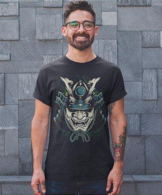 Camiseta Printfull Shogun Mask