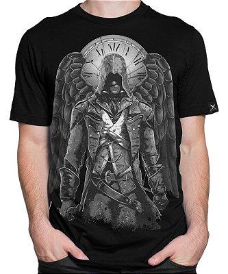 Camiseta Printfull Master Creed
