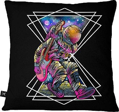 Almofadas Printfull Music Astronaut
