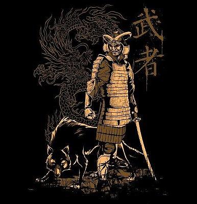 Camiseta Printfull Warrior
