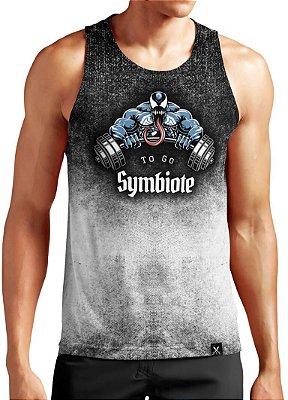 Regata Masculina Printfull Venom Gym
